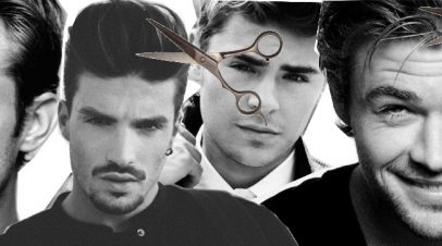 Some Exceptional Hairstyles for Men for Different Face Shapes