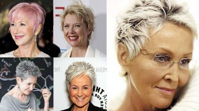 What hairstyles are best for older women?